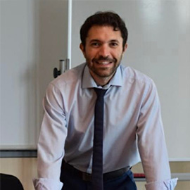 Daniel Martín Martínez